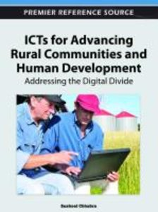 ICTs for Advancing Rural Communities and Human Development: Addr