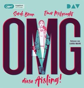 OMG, diese Aisling!, 1 MP3-CD