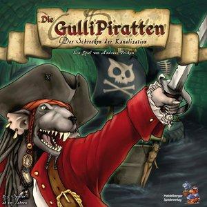 Heidelberger Spieleverlag HE310 - Gulli-Piratten: Schrecken der