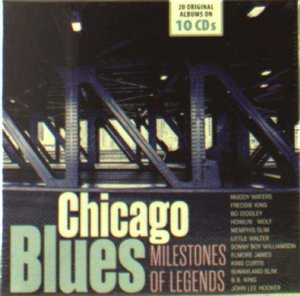 Chicago Blues-Original Albums