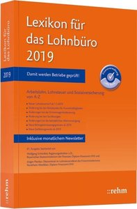 Lexikon für das Lohnbüro 2019