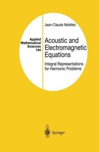 Acoustic and Electromagnetic Equations