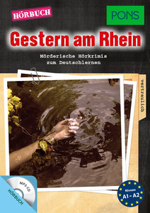 PONS Hörbuch Gestern am Rhein