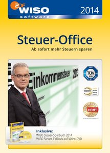 WISO Steuer-Office 2014 (für Steuerjahr 2013)