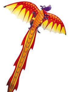 Dragon 3D Einleinerdrachen