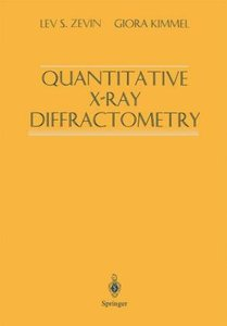 Quantitative X-Ray Diffractometry
