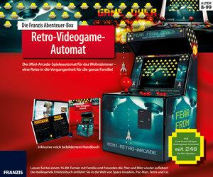 Die Franzis Abenteuer-Box Retro-Videogame-Automat