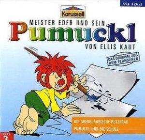 Meister Eder 03 und sein Pumuckl. Die abergläubische Putzfrau. P