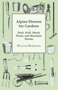 Alpine Flowers For Gardens - Rock, Wall, Marsh Plants, And Mount