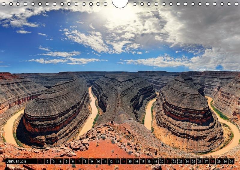 USA Monuments - Landschaften die beeindrucken - zum Schließen ins Bild klicken