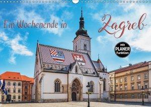 Ein Wochenende in Zagreb