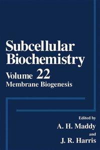 Membrane Biogenesis