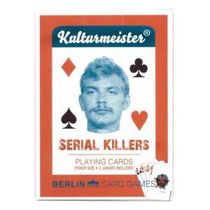 Pokerblatt Seria Killers