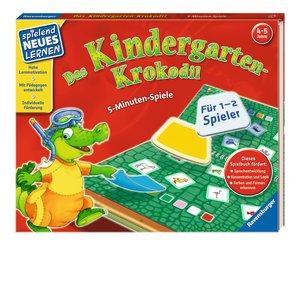 Das Kindergarten-Krokodil
