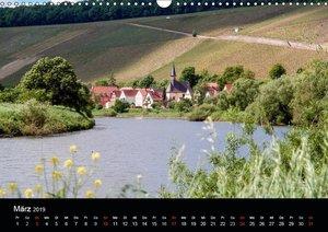 Sommerach - Perle der Mainschleife (Wandkalender 2019 DIN A3 que