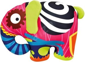 Bino 33024 - Stoff-Elefant