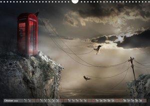 GeZeitenwechsel im Reich der Fantasie (Wandkalender 2020 DIN A3