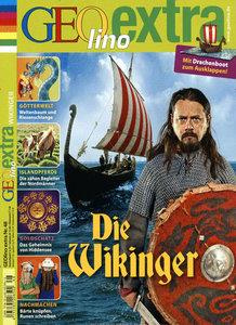 GEOlino extra - Die Wikinger - Heft & DVD