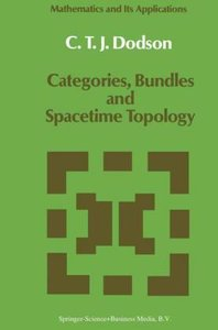 Categories, Bundles and Spacetime Topology