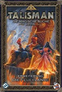 Asmodee FFGD0062 - Talisman, Die magische Suche, 4. Edition, Erw