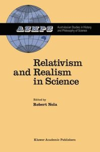 Relativism and Realism in Science