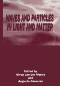 Waves and Particles in Light and Matter