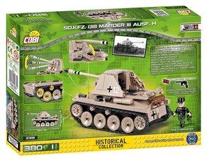 COBI 2381 - SMALL ARMY, SD.KFZ.138 Marder III Ausf.H, Panzer, WW
