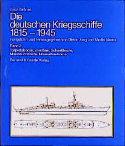 Torpedoboote, Zerstörer, Schnellboote, Minensuchboote, Minenräum