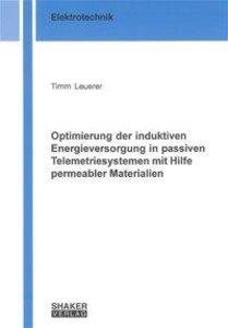 Optimierung der induktiven Energieversorgung in passiven Telemet