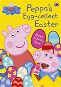 Peppa\'s Egg-cellent Easter Sticker Activity Book