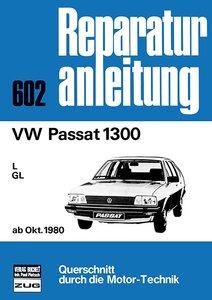 VW Passat 1300 ab Oktober 1980