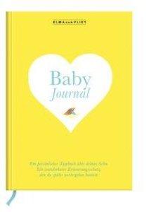 Elma van Vliet Baby Journal Sohn