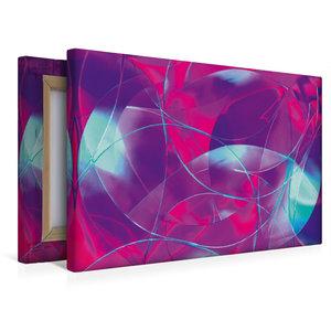 Premium Textil-Leinwand 45 cm x 30 cm quer Luftträume