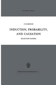 Induction, Probability, and Causation