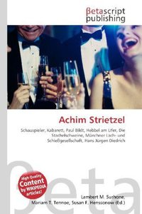 Achim Strietzel