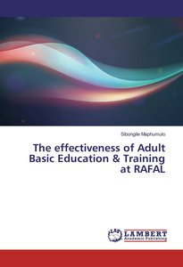 The effectiveness of Adult Basic Education & Training at RAFAL