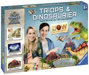 SX WOW Triops & Dinosaurier
