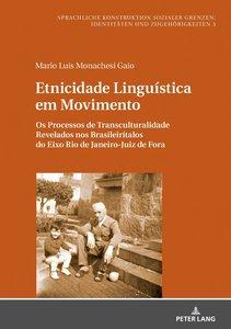 Etnicidade Linguística em Movimento