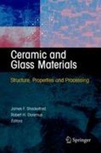 Ceramic and Glass Materials
