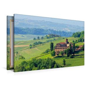 Premium Textil-Leinwand 120 cm x 80 cm quer Castello di La Volta