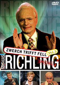 Zwerch trifft Fell Vol. 3. DVD-Video
