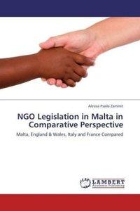 NGO Legislation in Malta in Comparative Perspective