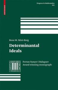 Determinantal Ideals