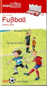 LÜK mini. Fußball Erstes Lesen