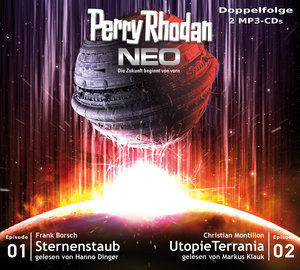 Perry Rhodan NEO 01 - 02 Sternenstaub - Utopie Terrania