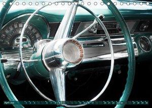 Klassische Automobile - Lenkräder und Armaturen