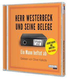 Herr Westerbeck Und Seine Belege-Das Steuer-ABC