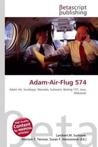Adam-Air-Flug 574