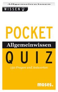 Allgemeinwissen von A - Z. Pocket Quiz