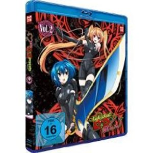 Highschool DXD New - Blu-ray 2